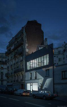 Saganaki House,© Ronan Mérot