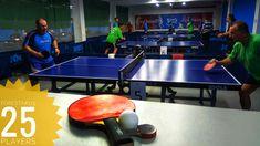 Turneul săptămânal #FORESTA etapa 175:  25 jucători #pingpong #tenisdemasa #asztalitenisz #tabletennis #tischtennis #oradea