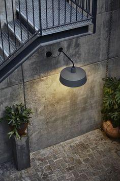 Marset - Soho wall sconce for outdoor by Joan Gaspar #walllamp #walllight