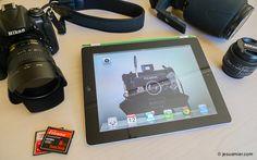15 usos que le podemos dar al iPad los fotógrafos