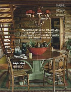 Karin Lidbeck: 2011 Country Living Magazine Christmas Feature