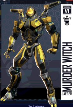 A Jaeger which didn't appear a lot in Pacific Rim Uprising, MurdeYou can find Pacific rim and more on ou. Robot Concept Art, Robot Art, King Kong, Godzilla, Pacific Rim Jaeger, Steampunk Airship, Stark Industries, Star Wars Jedi, Jurassic Park