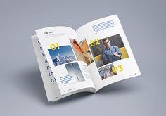 Photorealistic Magazine MockUp #3