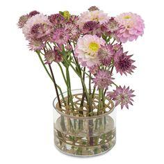 Äng+Vase+Liten,+Messing,+Klong