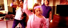 Psych, James Roday, Maggie Lawson, Dule Hill,http://whitmansyawp.wordpress.com/2014/03/25/psych-gif-love-letter-see-ya-later-psych/