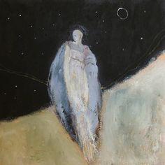 New Bird Wings Illustration Oil Paintings Ideas Kunst Online, Angel Images, Angel Warrior, Angels Among Us, Goth Art, Angel Art, Bird Wings, Museum, Chalk Art