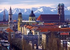 Ludwig-Maximilians Universität: a) Exchange; b) Internship; c) European Studies  -Summer Program; d) German Language Course - Summer Program (Munich, Germany)