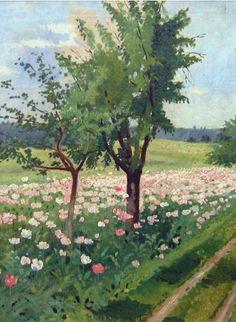 GUSTAV MACOUN (1892 - 1934) Summer landscape