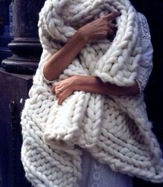 Warm... OH MY GOODNESS i would die of happiness. this looks delightful.