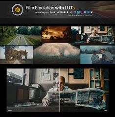 LUTs & the Film Look – The Why & the How - http://blog.planet5d.com/2014/11/luts-the-film-look-the-why-the-how/ #ShortFilms