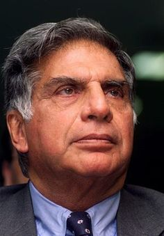 Ratan Tata: A great mind. Graduate from Cornell and Harvard Business School. And a member of Alpha Sigma Phi! India.