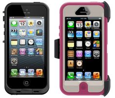 How to pick between an Otterbox and a Lifeproof iPhone 5 case