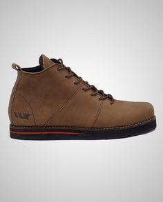 Walkxey BC-080 Brown