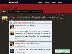 HAHA. #Fangbook