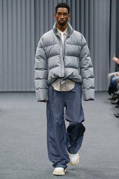 Balenciaga - Fall 2017 Menswear