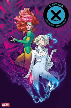 Get Your First Look Inside Giant-Size X-Men: Jean Grey And Emma Frost The Effective Pictures We Offer You About Marvel Marvel Comics, Marvel Art, Marvel Heroes, Ms Marvel, Captain Marvel, Marvel Avengers, Comic Book Artists, Comic Artist, Comic Books Art
