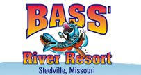 Missouri Camping, Cabins, River Trips, and Ozark Outdoor Adventures at Bass' River Resort, Steelville Missouri.
