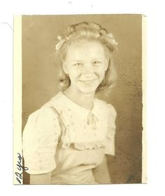 Gwendolyn Kessler, about 1946
