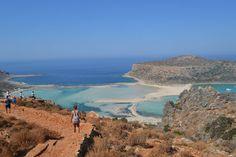 The way down to Ballos * Kissamos Crete