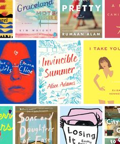 Twenty books perfect for your summer vacay.