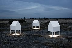 ZERO lighting - Light house by Thomas Sandell. Outdoor Fixtures from ZERO Lighting.