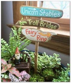 50 Magical And Best Plants DIY Fairy Garden Ideas 6