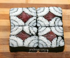 Как приготовить квадратные суши шикаи-маки с фото | How to make square sushi shikai-maki photo | Andreev.org: Фотодневники путешествий
