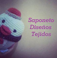 Saponeto Diseños Tejidos.......muñecos crochet