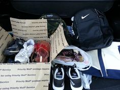 Our HQ employees donated children's shoes and backpacks to Samoset Elementary School. As back to school season begins let's remember our local kids who are in need.