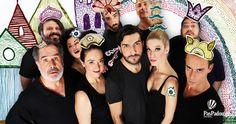 ΟΙ ΗΛΙΘΙΟΙ σε σκηνοθεσία Πέτρου Φιλιππίδη με 14€ τα 2 άτομα στο θεάτρου Αλίκη!