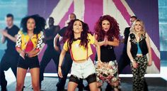 They're British and proud. | 25 Reasons Why Little Mix Are The Best Thing Since The Spice Girls