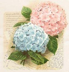Printable flowers