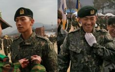 10 Hot Photos of Rain in Uniform
