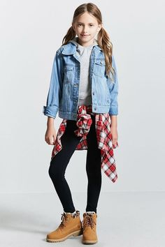 The Top 10 Back to School Jeans Trends for Kids and Teens: Black Jeans for Girls