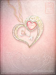 Amulet - The Passion Key by Rittik.deviantart.com on @deviantART