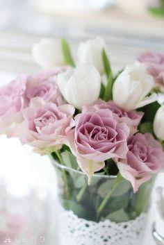 Fiori, composizioni floreali.