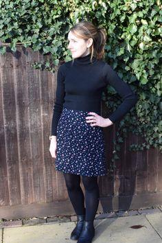 Womens Skirt Pattern, Skirt Patterns Sewing, Skirt Sewing, Skirt Fashion, Fashion Outfits, Sew Over It, Fabric Combinations, Winter Skirt, Tweed Skirt