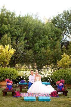 Al-fresco Love » Urban Style wedding lounge @Enchanted Garden Floral Design