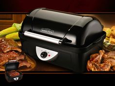 Let this easy-to-use Crock-Pot BBQ Pit Deluxe Slow Cooker with patented barbecue rack do the work for you...or a crowd. getdatgadget.com/crock-pot-bbq-pit-deluxe-slow-cooker-delicious-fall-bone-meat/