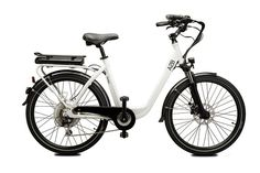 Ferber Electric Cruiser Bike by A2B