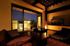 アジアンリゾート風 バリ風 インテリア 照明