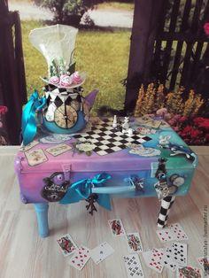 Alice in Wonderland vignette