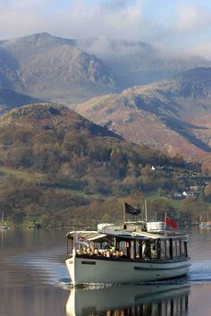 Coniston Ferry, Cumbria