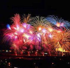 The Malta International Fireworks Festival - an annual event in Malta  www.azure.com.mt