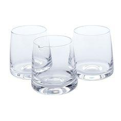Whisky Glas Set - Dartington  Aus einer der traditionsreichsten Glasmanufakturen Englands kommt das exklusive Whisky Glas Set, bestehend aus zwei Gläsern und einem Wasserkrug.