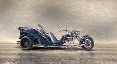 BOOM Trike Mustang