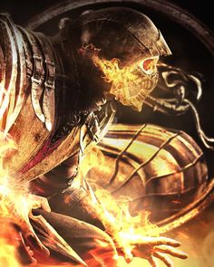 You can now Preorder Mortal Kombat and so they officially released some new posters and teasers for the game. Escorpion Mortal Kombat, Mortal Kombat X Scorpion, Sub Zero, Mononoke Cosplay, Mortal Kombat X Wallpapers, Mileena, Paint By Number Kits, Gurren Lagann, Fighting Games