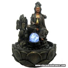 If you need Buddha Fountain statue do not hesitate to contact Vincentaa at info@vincentaabronze.com