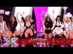 Little Mix perform Shout Out To My Ex! | Results Show | The X Factor UK 2016 - YouTube