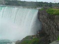 Niagra Falls Canada, another place I'd like to see again...